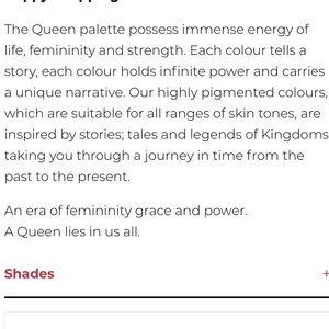 Sephora Makeup - Eloise The Queen Palette